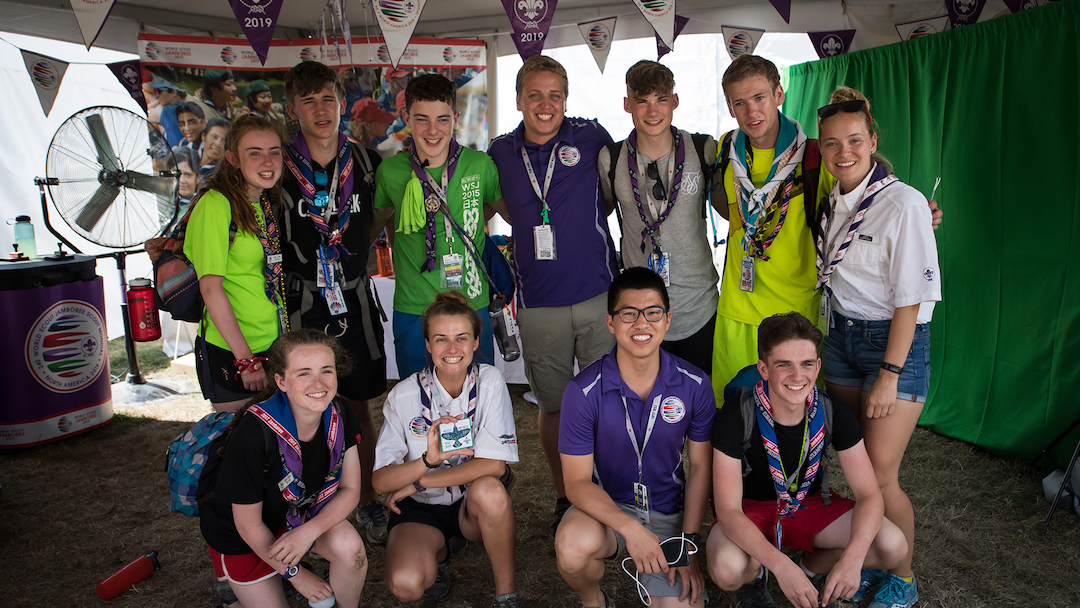 The Korea Scout Association (KSA) will host the 25th World Scout Jamboree in 2023. Image used under Creative Commons licensing from World Scouting.