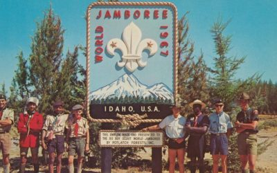 Déjà Vu, Life at the 1967 US World Scout Jamboree